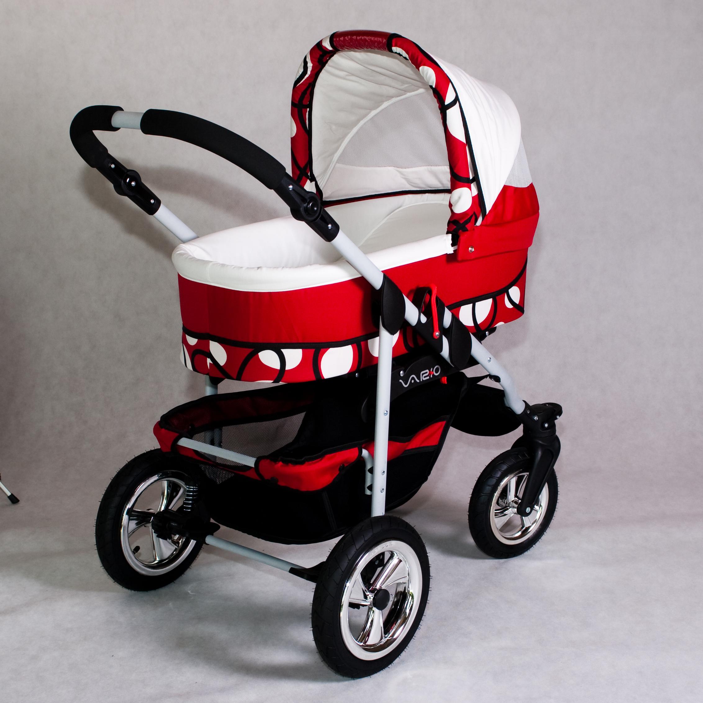 детские коляски VARIO,коляски 3 в 1,коляски универсальные ...